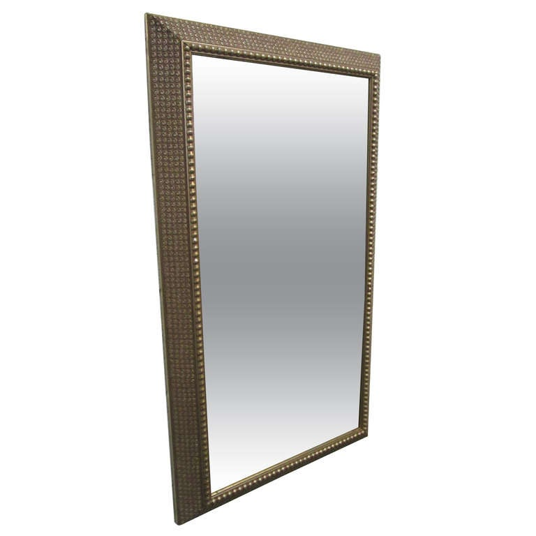 Decorative gold gilt mirror for sale at 1stdibs for Fancy mirrors for sale