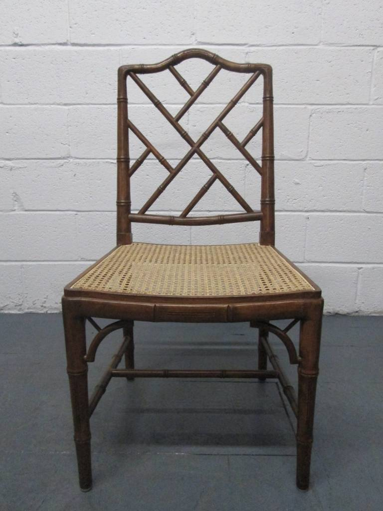 Chippendale Bamboo Chairs For Sale Chippendale Bamboo Dining Chairs Chair Design Dining