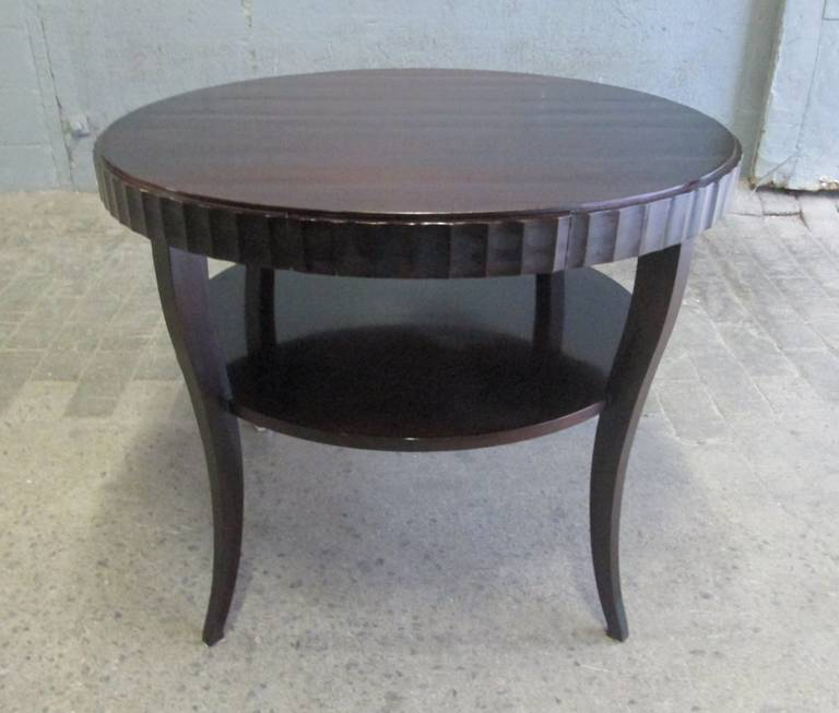 Barbara Barry Center Table for Baker Furniture pany at