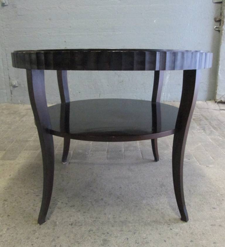 Barbara Barry Centre Table for Baker Furniture Company For Sale at