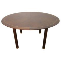 """Michael Taylor for Baker  """"Far East Collection"""" Dining Table"""
