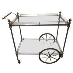 Vintage Italian Bar Cart