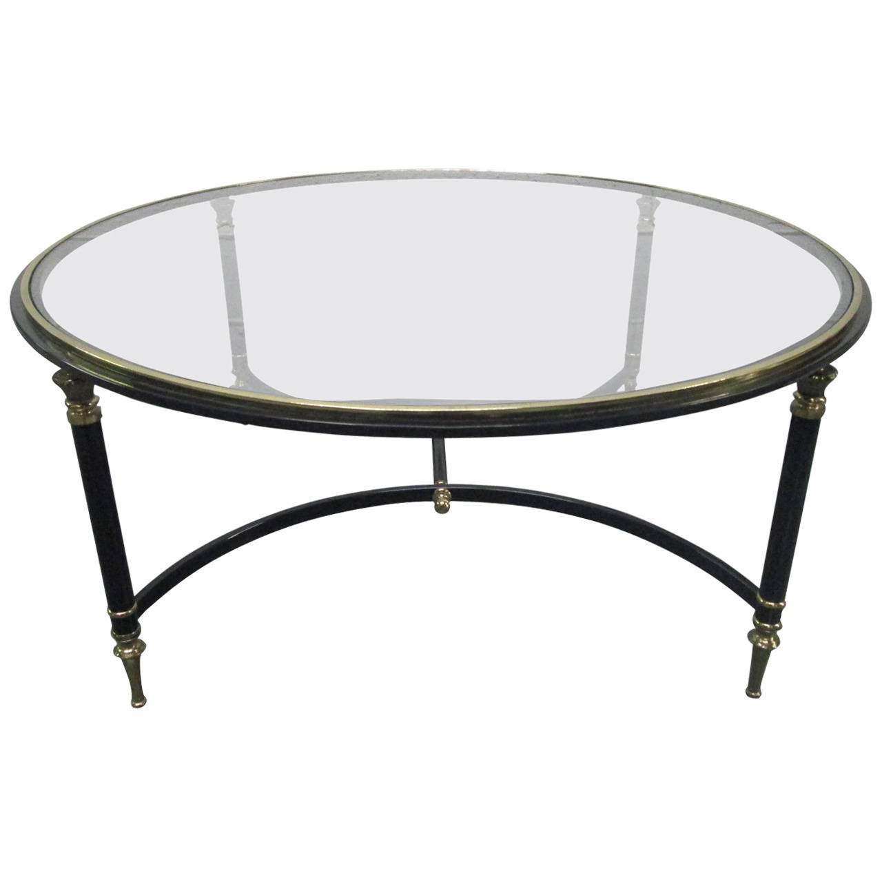 Maison Jansen Style French Coffee Table At 1stdibs