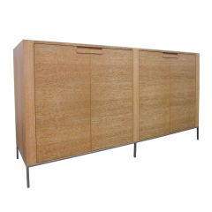Apta Cerused Credenza by Antonio Citterio for B&B Italia