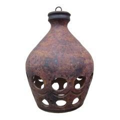 Ceramic Hanging Light Fixture