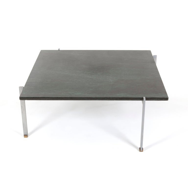 PK61 coffee table by Poul Kjaerholm at 1stdibs