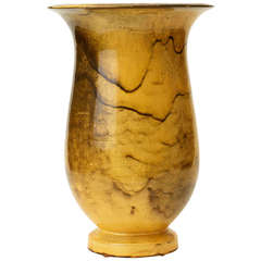 Monumental Classical Form Vase by Svend Hammershøi, Attributed for Kähler