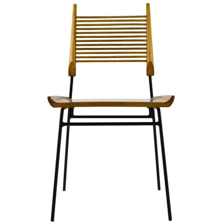 Paul McCobb Ladder Back Chair 1950
