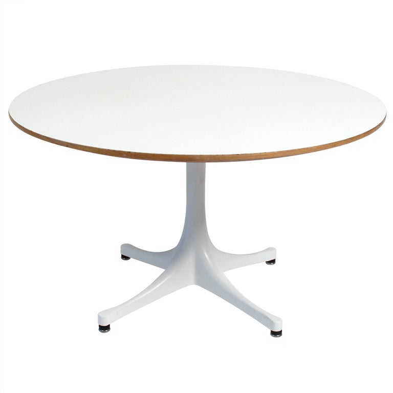 George nelson swag leg coffee table 1960 39 s at 1stdibs for Nelson swag leg table