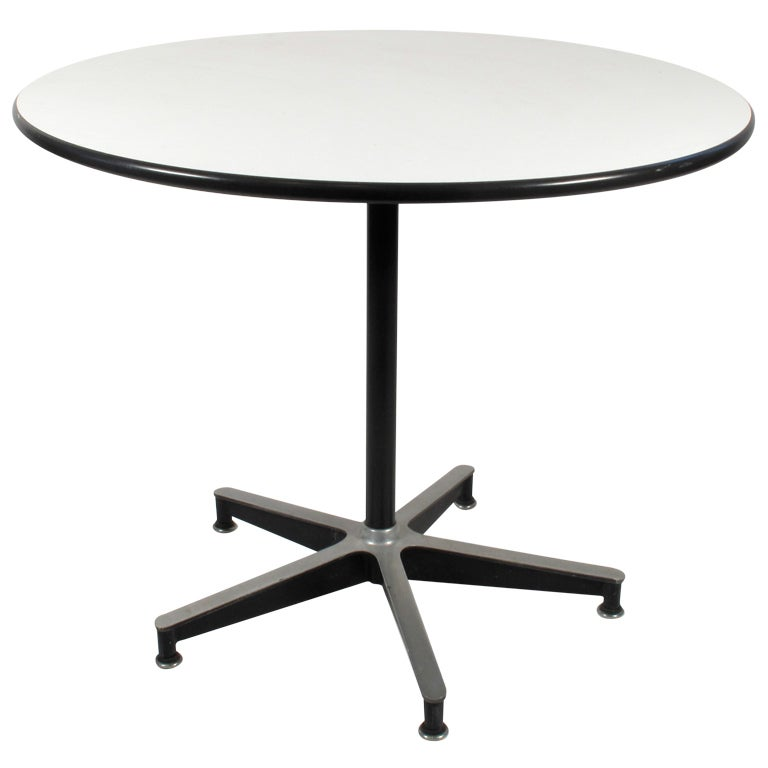 Table Top 1955: Eames 650 Dining Table 1955 Herman Miller At 1stdibs