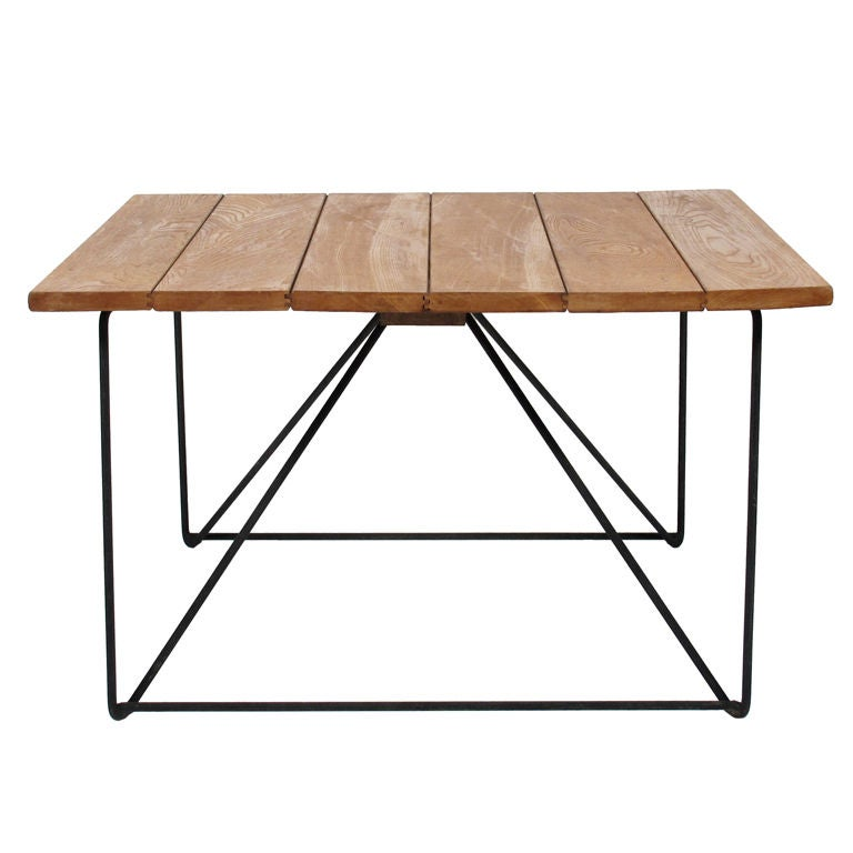 Luther Conover Side Table California at 1stdibs