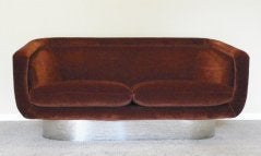 Leon Rosen for Pace furniture rare sofa image 2