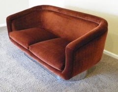 Leon Rosen for Pace furniture rare sofa image 4