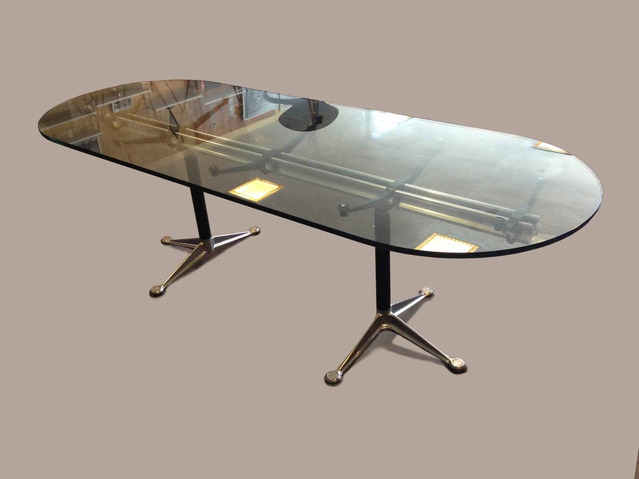 Bruce Burdick For Herman Miller Desk Or Dining Table At