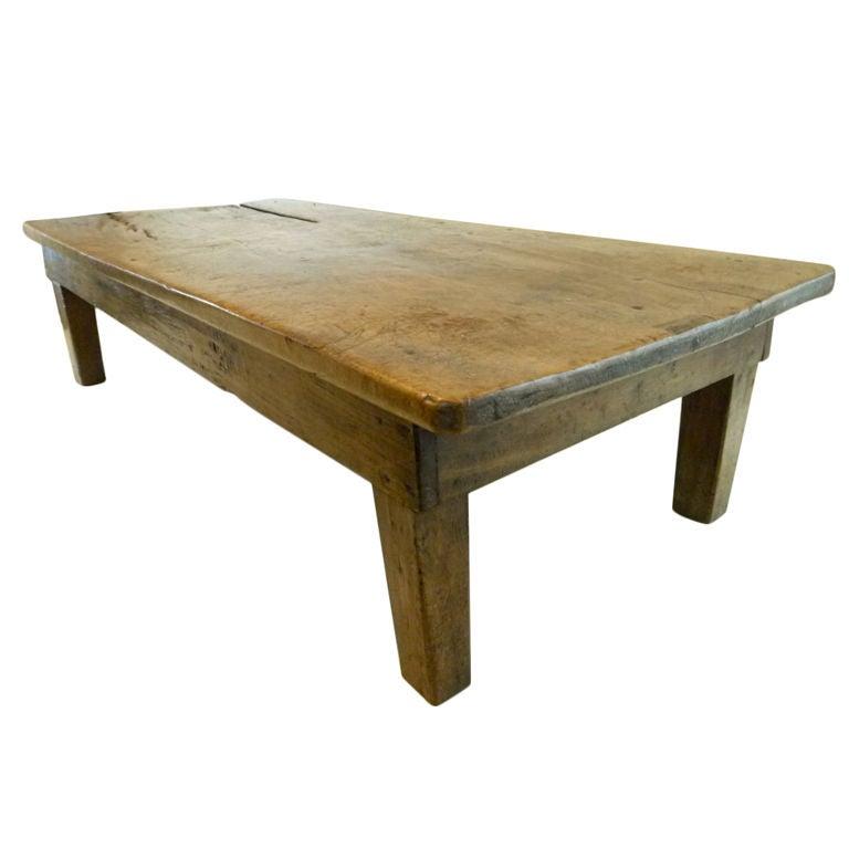 Sabino Coffee Table Mexican Hand Made Wood At 1stdibs