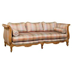 Hollywood Regency Sofa