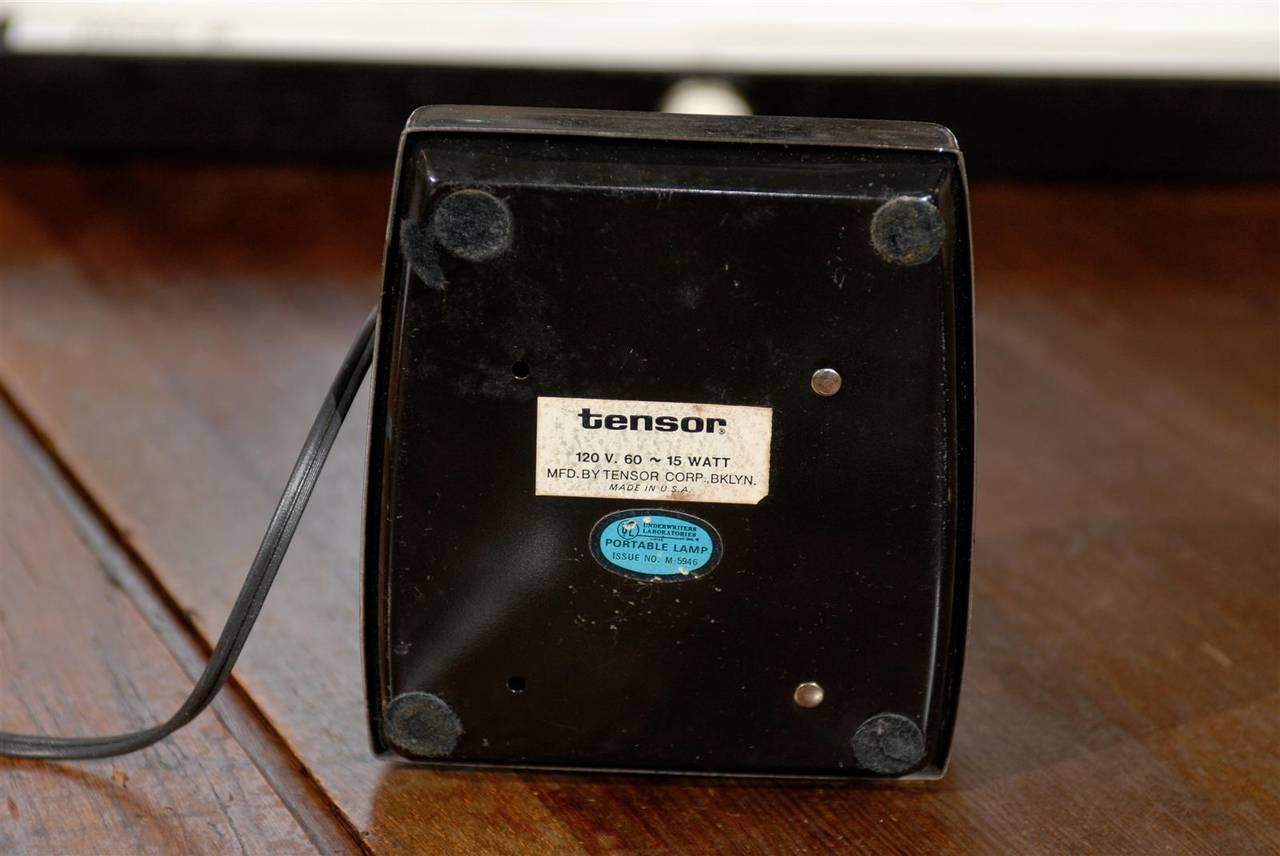 American Adjustable Tensor Mid Century Modern Desk Lamp For Sale
