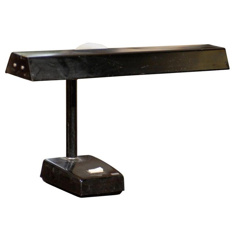 Adjustable Tensor Mid Century Modern Desk Lamp For Sale