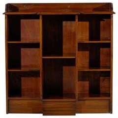 Small Neoclassical Bookcase