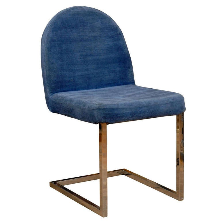Italian Mid Century Modern Desk Chair At 1stdibs