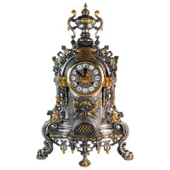 Italian Mantle Clock