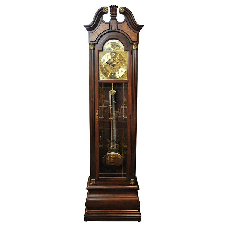 Grandfather Clock Movement By Trend At 1stdibs