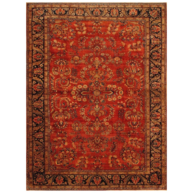 This Sarouk Rug Is No Longer Available