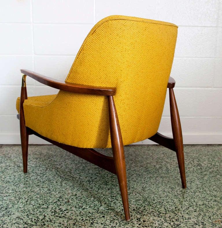 Ib Kofod-Larsen Lounge Chair 1