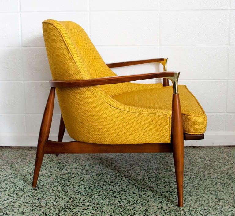 Ib Kofod-Larsen Lounge Chair 3
