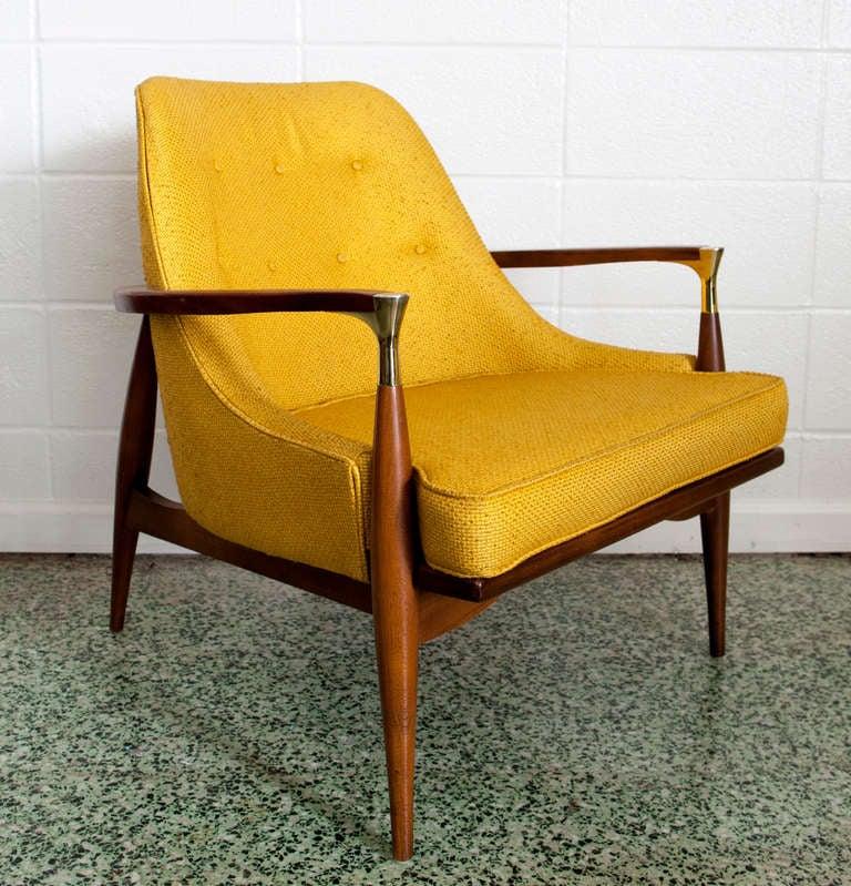 Ib Kofod-Larsen Lounge Chair 4