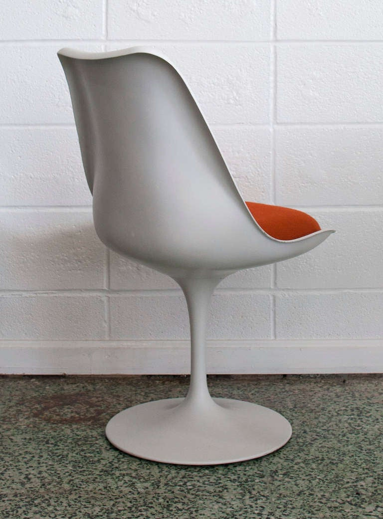 saarinen for knoll tulip dining chair several available at 1stdibs. Black Bedroom Furniture Sets. Home Design Ideas