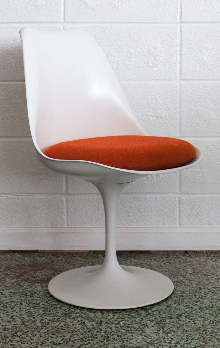 Saarinen For Knoll Tulip Dining Chair Several Available At