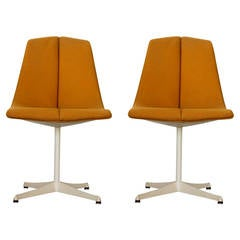 Pair of Richard Schultz Side Chairs for Knoll