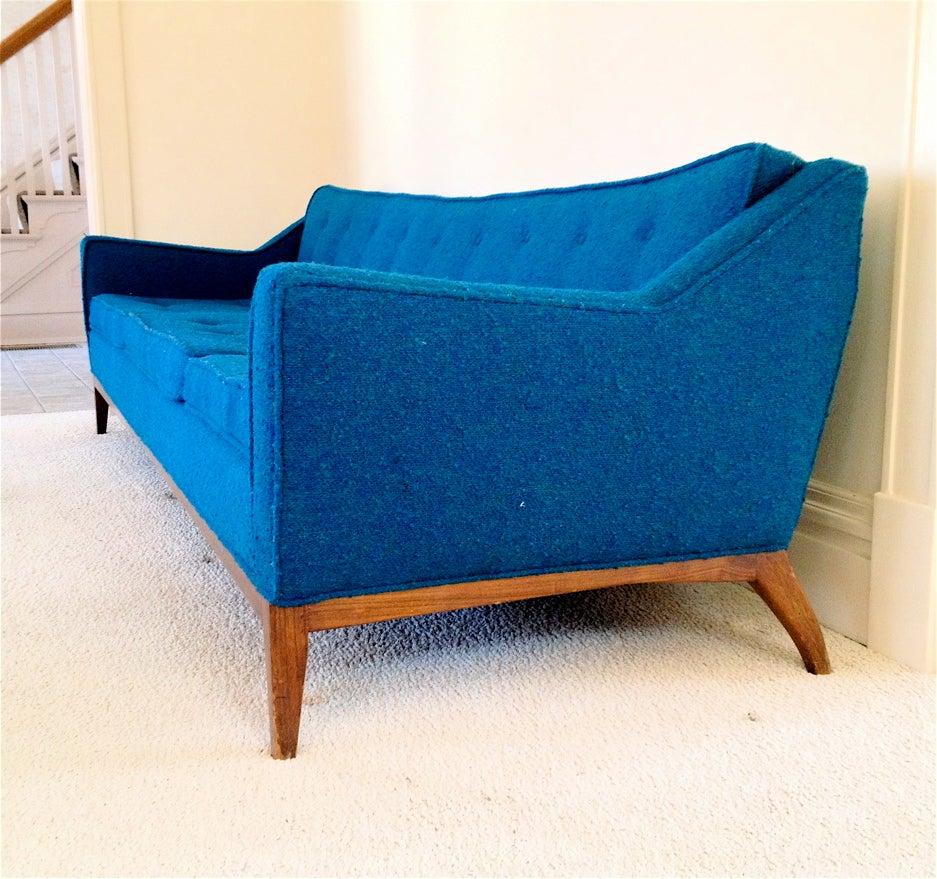 Jens Risom Mid-Century Sofa 3