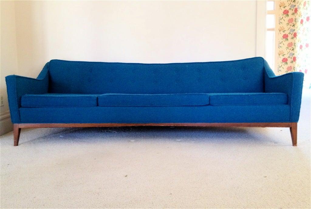 Jens Risom Mid-Century Sofa 4