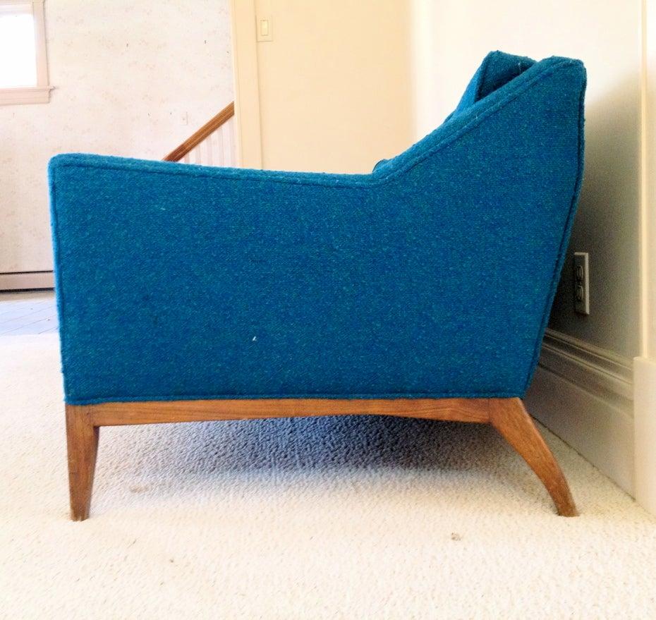 Jens Risom Mid-Century Sofa 6