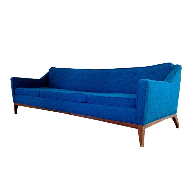 Jens Risom Mid-Century Sofa