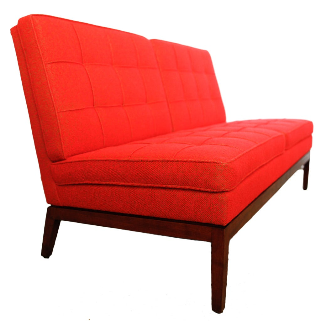 Florence Knoll For Knoll Sofa At 1stdibs