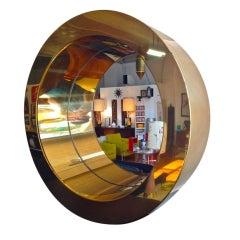 Curtis Jere Porthole Mid-Century  Mirror