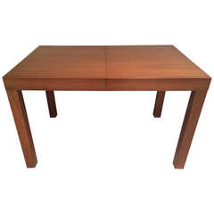 Early George Nelson Walnut Dining Table