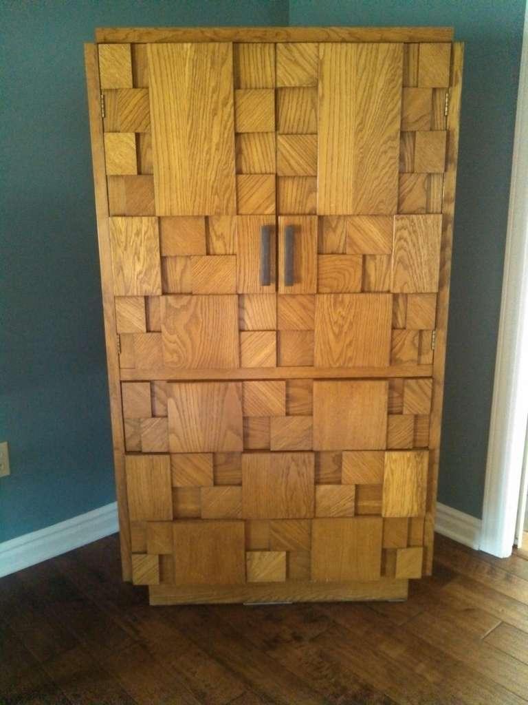 brutalist mosiac bedroom dresser set from lane is no longer available
