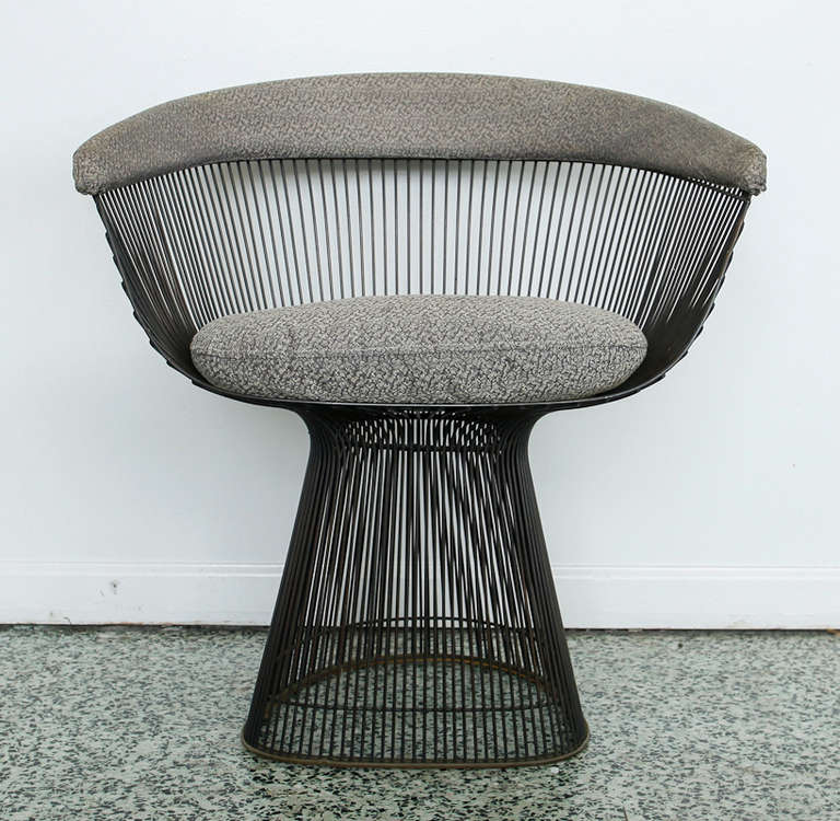 Platner Chair warren platner side chair at 1stdibs