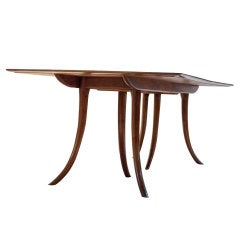 Great Robsjohn Gibbings Saber-Leg Dining Table