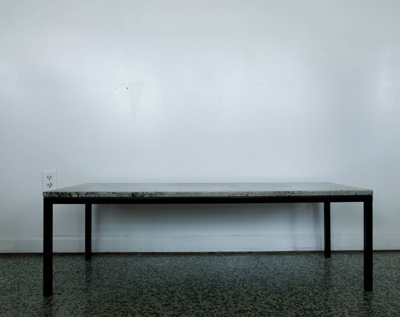 Modern Marble Coffee Table Florence Knoll Marble Coffee Table Mid Century Modern At 1stdibs