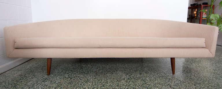 MidCentury Danish Modern Adrian Pearsall Sofa at 1stdibs