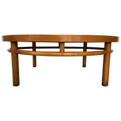 T. H Robsjohn-Gibbings Coffee Table for Widdicomb