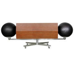 Scarce Midcentury, Clairtone Project G Stereo System