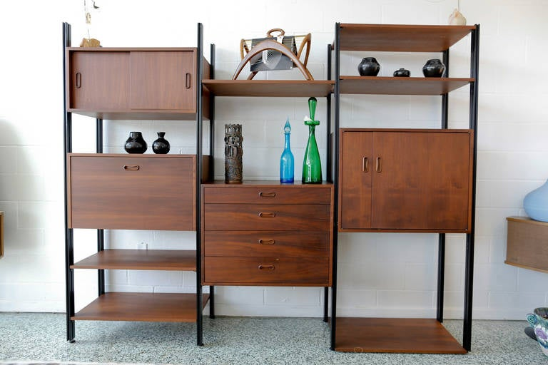 George Nelson Omni Wall Unit at 1stdibs