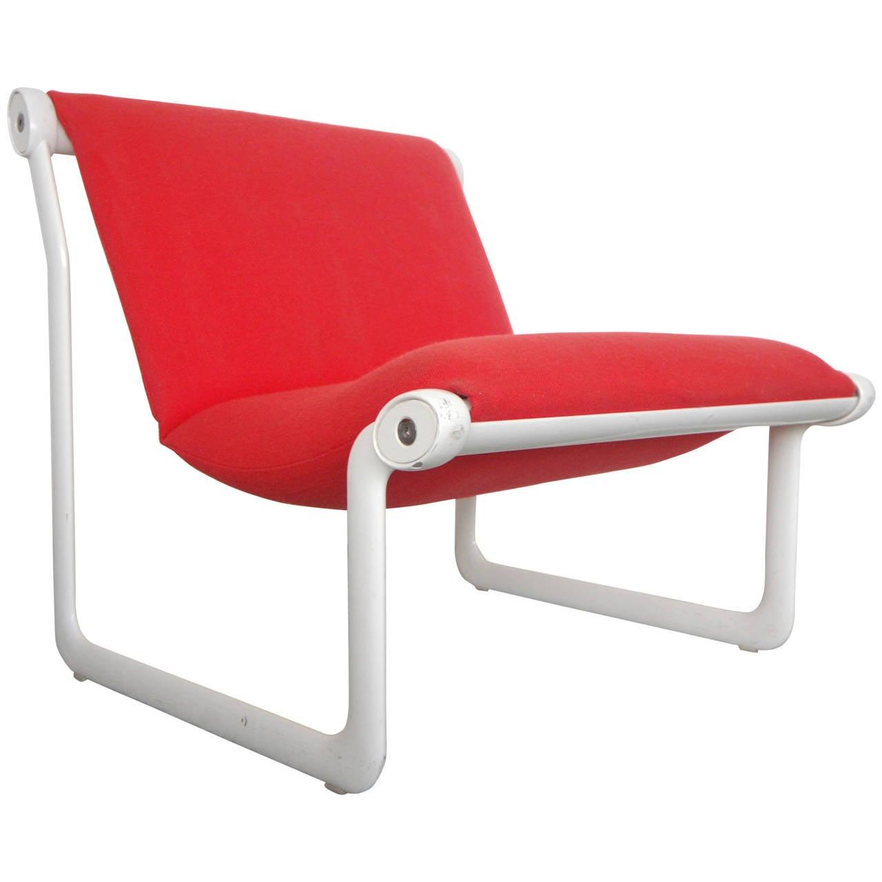 knoll hannah morrison sling lounge chair at stdibs - knoll hannah morrison sling lounge chair