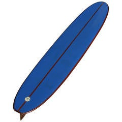 Pan Pacific 1960s Surfboard, Bellflower CA